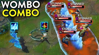 ULTIMATE TEAMWORK MONTAGE - PERḞECT WOMBO COMBO PLAYS | League of Legends
