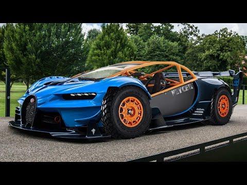 Modified Bugatti Monster Bugatti Buggy Photoshop Youtube