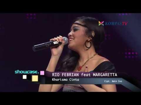 Rio Febrian feat Margaretta - Kharisma Cinta