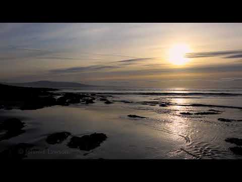 RELAXATION MEDITATION-Soothing Sounds of the Sea W/O Music-Calming Ocean Waves-3D Seascape