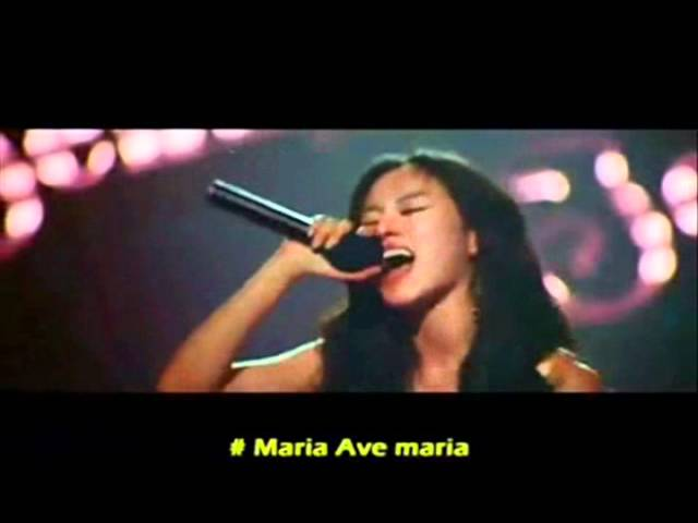 Lirik Lagu Ave Maria Ost 200 Pounds Beauty Oleh Kim Ah Joong Cari Lirik Lagu Di Wowkeren Com