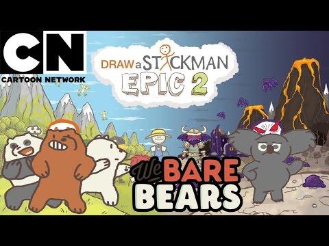 a drew игра играть epic stickman