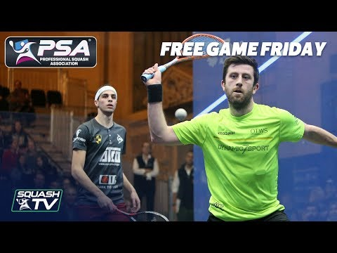 Squash: Free Game Friday - Selby v Farag - Tournament of Champions 2019