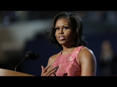 First Lady on Personal Side of Husband's Policies