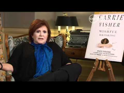 Carrie Fisher Extended Interview