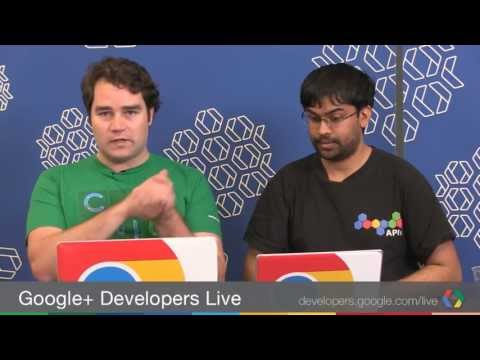 Google+ Developers Live: Interactive Posts on Android