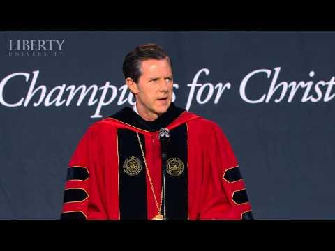 Jerry Falwell - Liberty University Baccalaureate