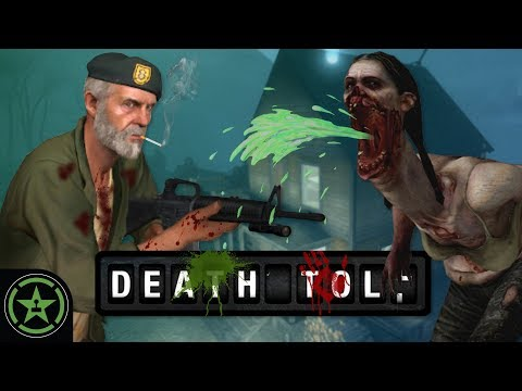 ITCHIN' AND SPITTIN' - Left 4 Dead 2: Death Toll | Let's Play