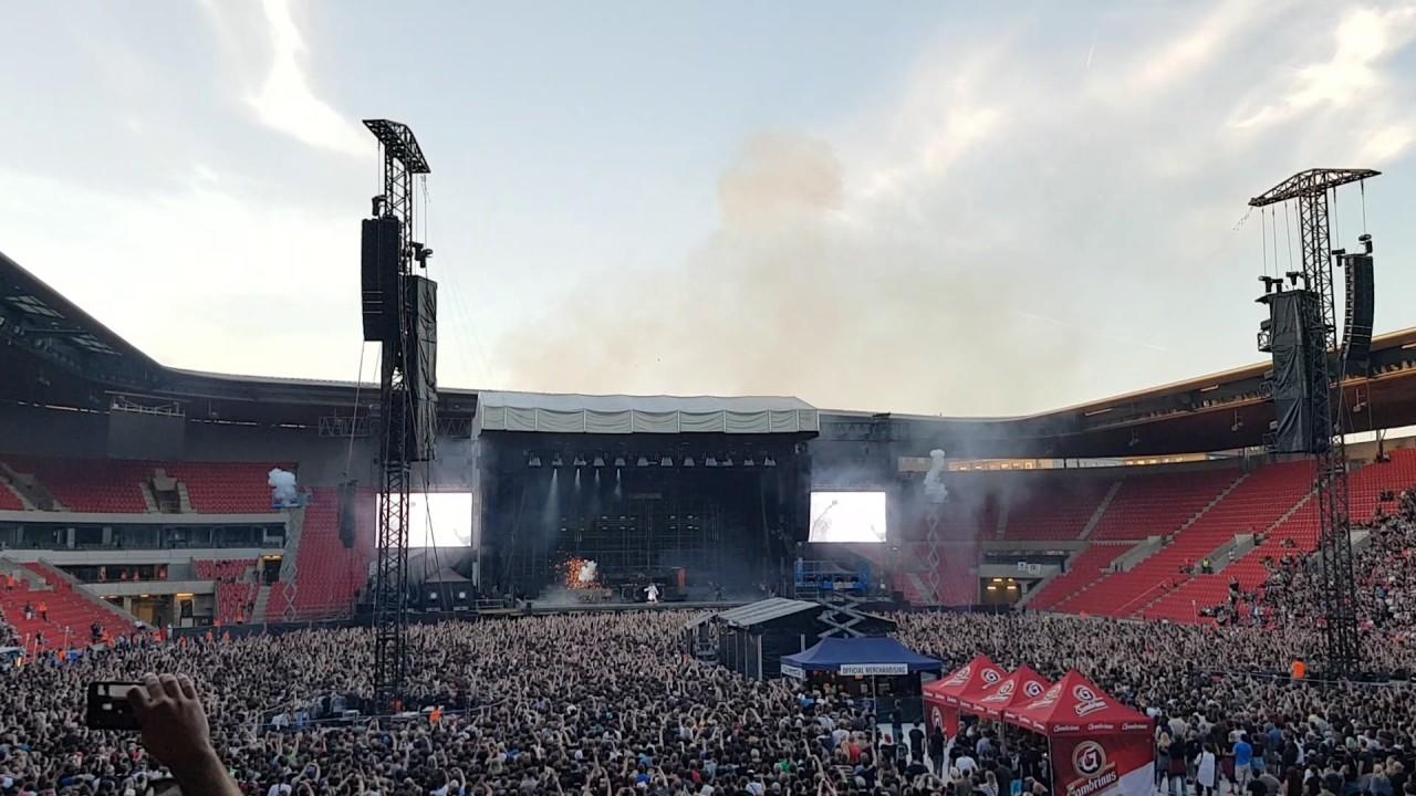 Rammstein prag vorband