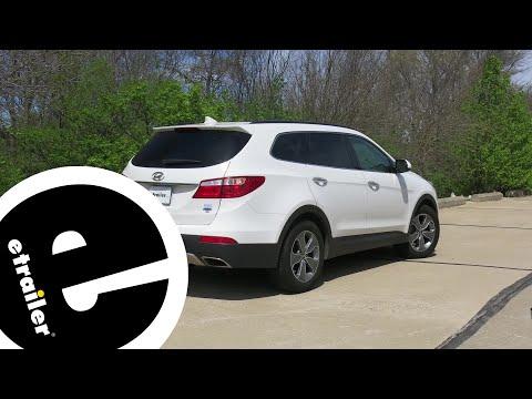 Trailer Wiring Harness Installation - 2016 Hyundai Santa Fe - Etrailer.com