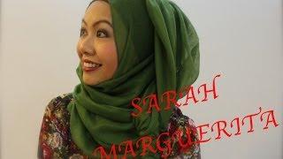5 HIJAB STYLES FEATURING PLAIN MAXI SHAWLS FROM SARAH MARGUERITA SINGAPORE!!!