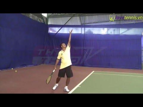 Chương trình hướng dẫn tennis Breakpoint Phần 8-Part 2 - HLV Trương Quang Vũ