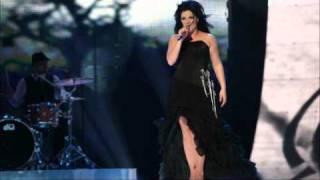 Hanna Pakarinen - Leave me alone (instrumental/karaoke verision) EUROVISION 2007