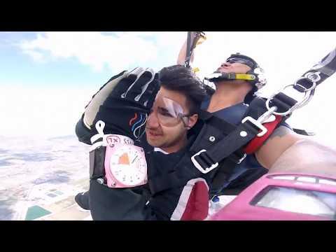 Skydive Perris - First Skydive