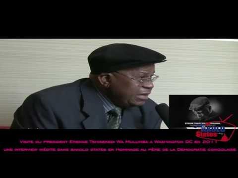 Exclusivité-Hommage: Étienne Tshisekedi visite le musée de l'holocauste juif a Washington DC