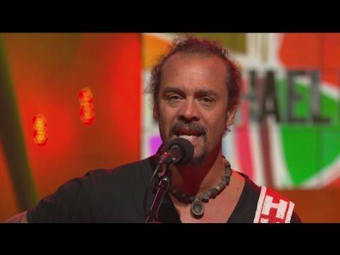 Michael Franti live performance on Good Day LA