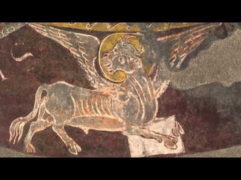 Pintures de Sant Esteve d'Andorra