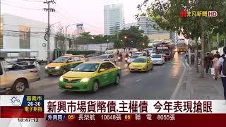 【非凡新聞】新興市場景氣增溫 新興債市吸金712億美元