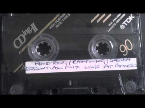 Essential Mix Live Amnesia Ibiza Pete Tong Danny Rampling Sasha July 96 Part 1