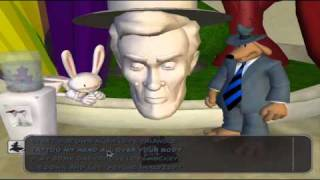 Let's Play Sam and Max Season 1 Episode 6: Bright Side of the Moon