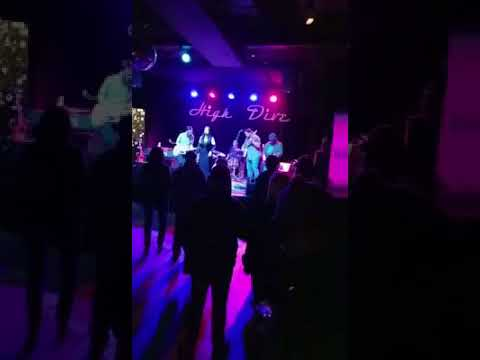 Optimistic - High Dive Seattle - Female Fronted Radiohead Tribute Band - Planetelex