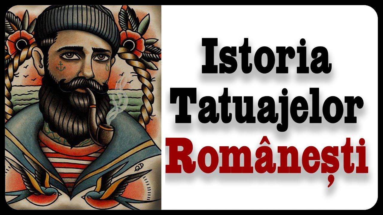 Istoria Tatuajelor Românești