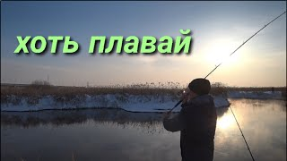 Астана Рыбалка зимой как летом
