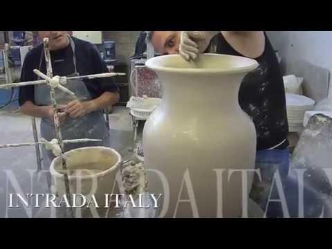 INTRADA ITALY Pottery Making