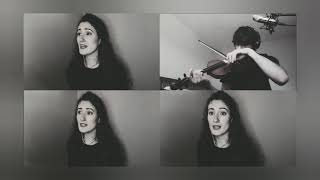 Grace performed in three part harmony! YouTube Thumbnail