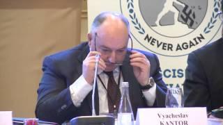 Речь Вячеслава Моше Кантора на международной конференции «неофашизм в европе: 70 лет спустя»(, 2015-06-16T18:22:22.000Z)