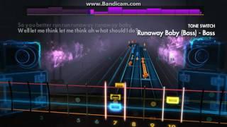 Rocksmith 2014: Bruno Mars - Runaway Baby [Bass]