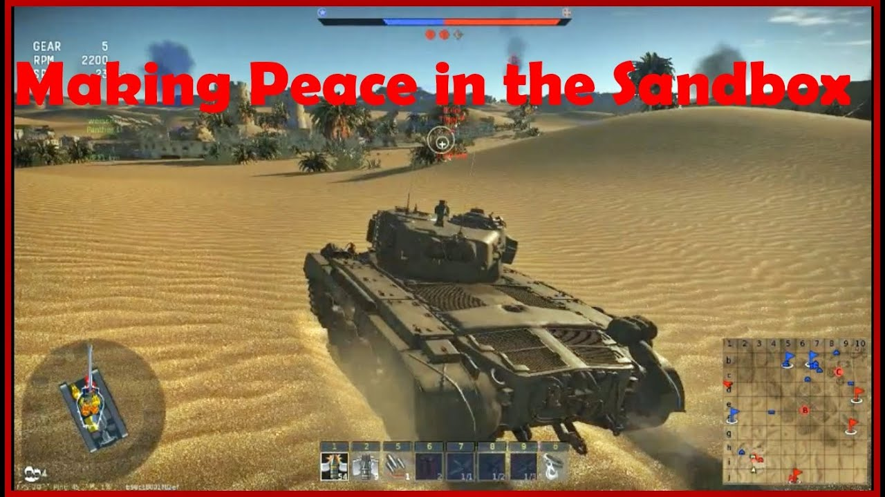 war thunder sandbox