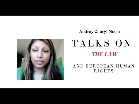 The Law & European Human Rights
