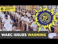 Ghana News Today: WAEC Warns WASSCE Candidates of Fake Exams Questions on Social Media | #Yencomgh