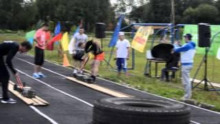 """""""Уличный кроссфит"""". Пермь. Гайва 08.08.2015"""