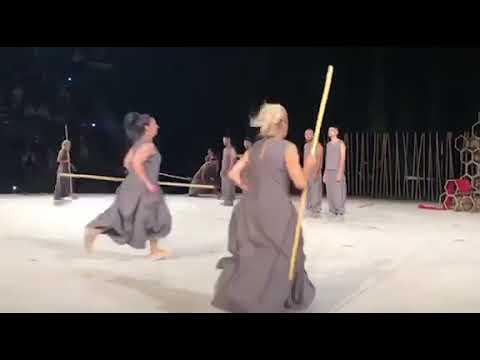 Τρωάδες του Ευριπίδη - ΚΘΒΕ - Χειροκρότημα StellasView