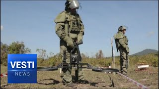 Laos: Russia Commits Demining Squad to Clear Ancient American Mines From Devastated Jungle