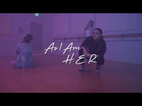 """""""As I Am"""" - H.E.R. @herofficialmusic   Joesar Alva Choreography"""
