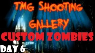 Custom Zombies - Shooting Gallery: One of the Best Concept Maps I