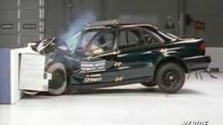 Crash Test: 2006 Hyundai Sonata
