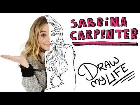 SABRINA CARPENTER | Draw My Life En Español