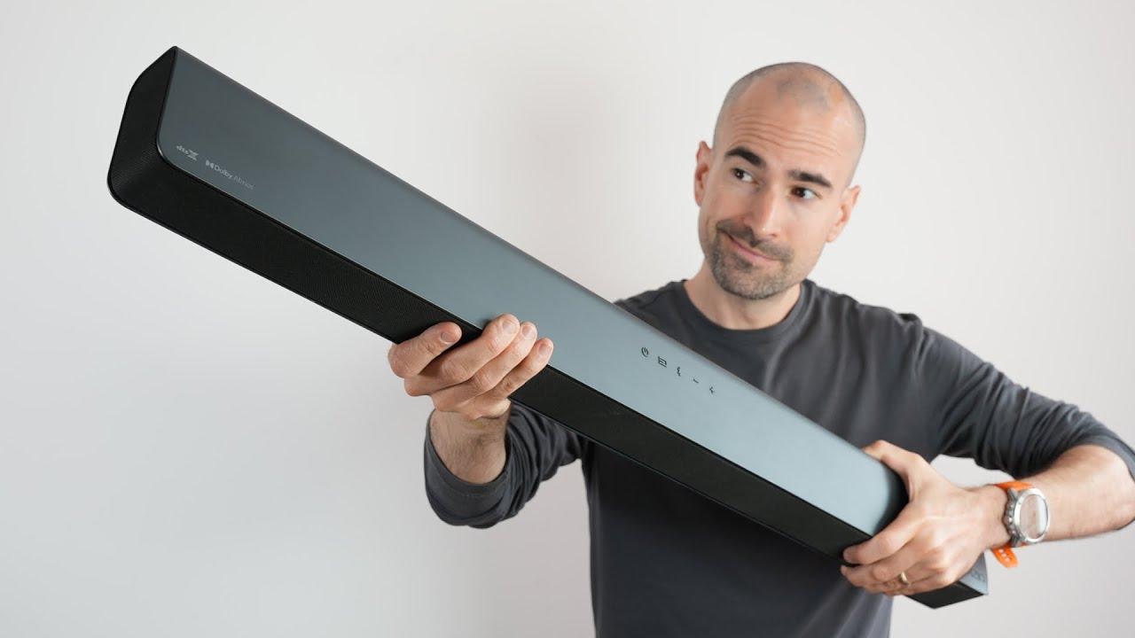 Download Best Budget Soundbar For 2021?   Vizio M-Series, Powered by MediaTek