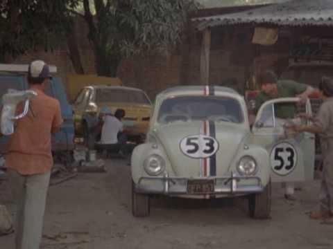 Herbie Goes Bananas - I Found a New Friend