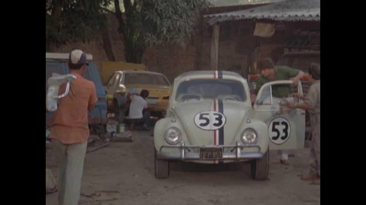 Herbie Goes Bananas I Found A New Friend Youtube