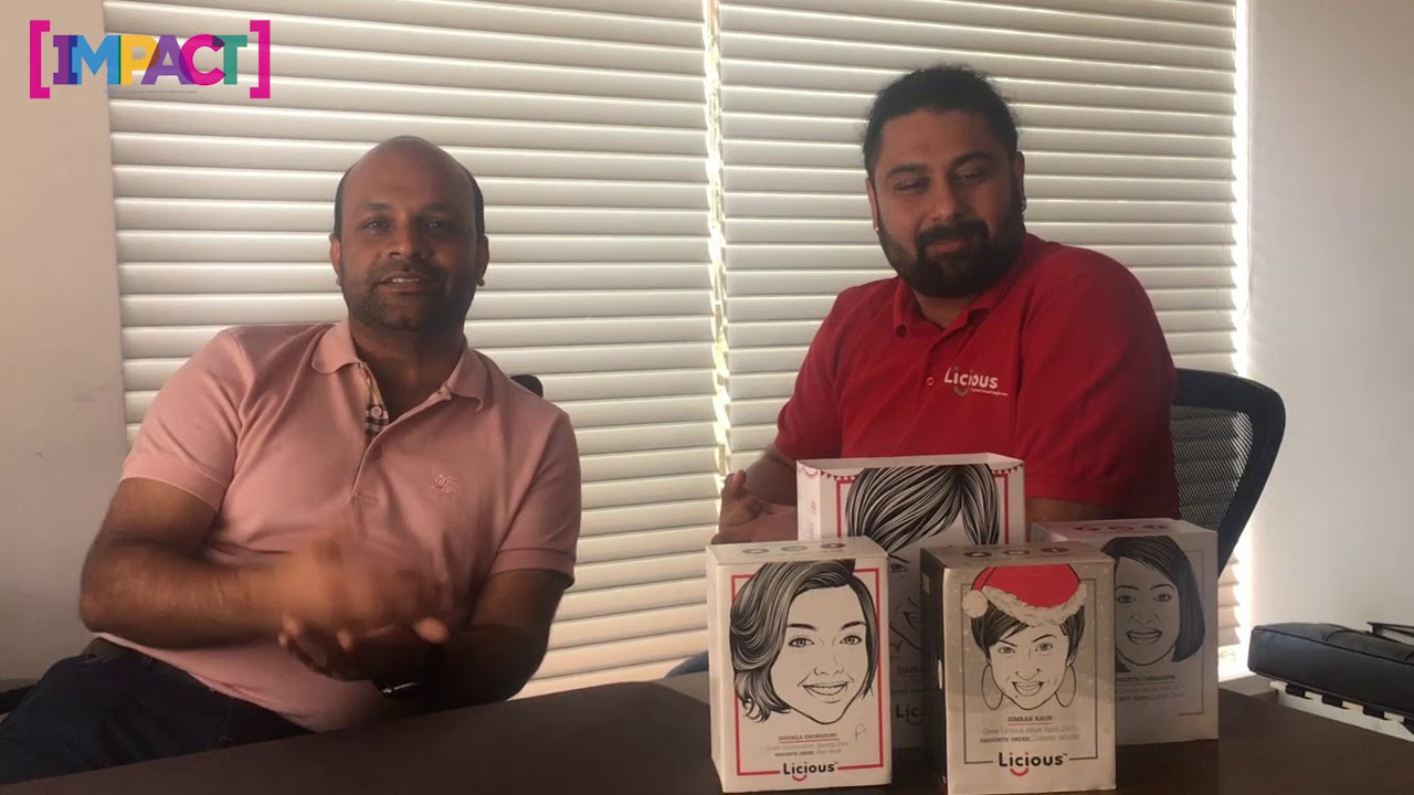 Abhay Hanjura and Vivek Gupta, Founders, Licious