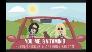Beach Music, Ukulele Songs, You, Me & Vitamin D,  Tropical music by Robin Tricker & Anthony Krizan