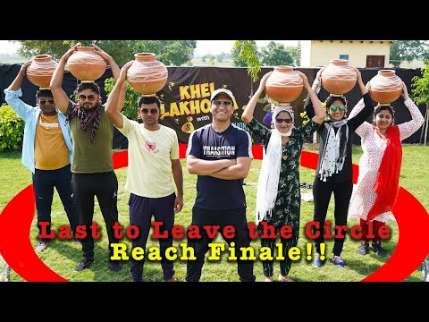 (5)Khel Lakho Ka – Episode 05 | Last to leave the Circle reach Finale | Lalit Shokeen Films