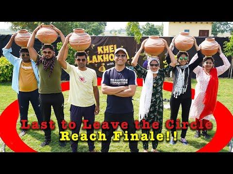 (5)Khel Lakho Ka – Episode 05 | Last to leave the Circle reach Finale | Lalit Shokeen Films
