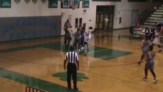 Jasmine Pollock (c/o 2018; Guard) 2016-2017 Varsity Basketball Highlights