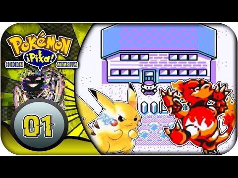 Guía Pokémon Amarillo   + Let's Glitch